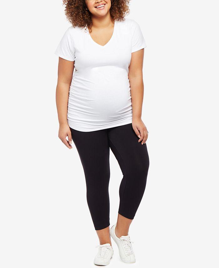 Motherhood Maternity - Maternity Plus Size Leggings