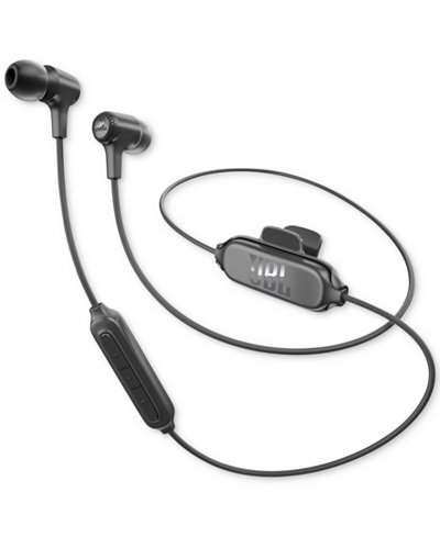 JBL Bluetooth Earbuds with Microphone