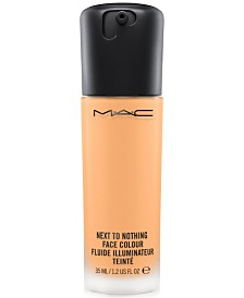 Next to Nothing Face Colour Liquid Foundation