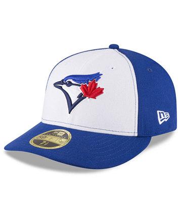 super popular cec63 a0a99 New Era Toronto Blue Jays Low Profile AC Performance 59FIFTY Cap - Sports  Fan Shop By Lids - Men - Macy s