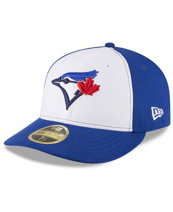 New Era Toronto Blue Jays Low Profile AC Performance 59FIFTY Cap