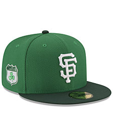 New Era San Francisco Giants St. Pattys Diamond Era 59FIFTY Cap