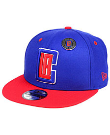 New Era Los Angeles Clippers Pintastic 9FIFTY Snapback Cap