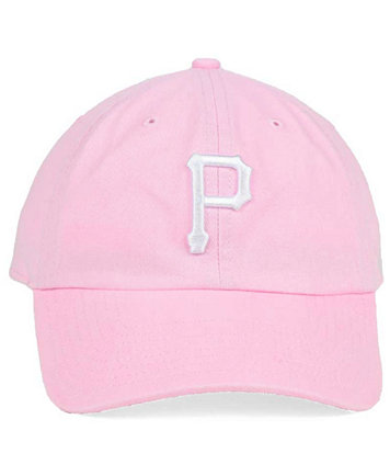 finest selection 797ef 4ea93  47 Brand Women s Pittsburgh Pirates Pink White Clean Up Cap - Sports Fan  Shop By Lids - Men - Macy s
