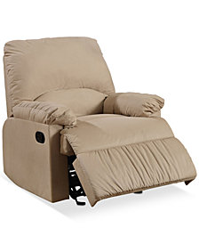 Marsten Glider Recliner, Quick Ship