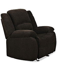 Tadwick Glider Recliner, Quick Ship