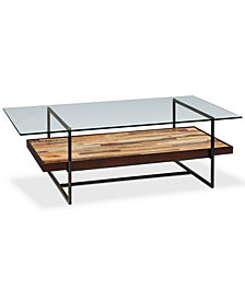 Valier Coffee Table, Quick Ship