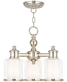 Livex Middlebush 3 Light Chandelier