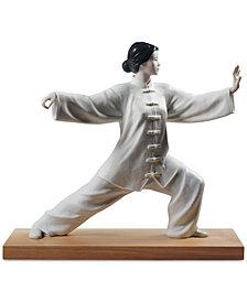 Lladró Tai Chi Figurine