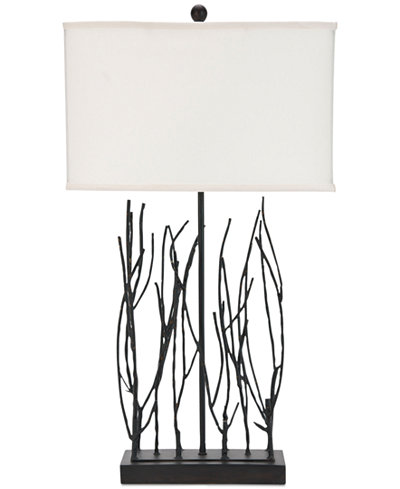 Safavieh grayson twig table lamp lighting lamps home macys safavieh grayson twig table lamp mozeypictures Image collections