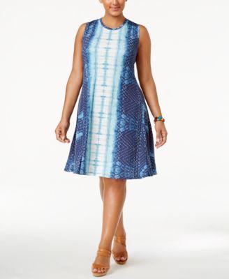 Plus Size Sun Dresses: Shop Plus Size Sun Dresses - Macy's
