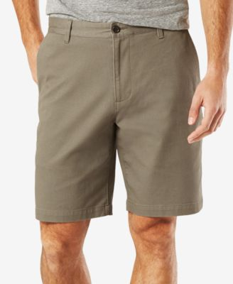 "Image of Dockers Men's Classic Fit 9.5"" Perfect Stretch Short D4"