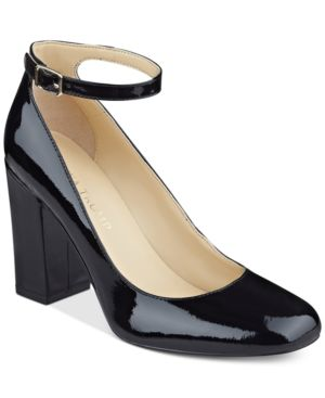 Ivanka Trump Oasia Ankle-Strap Pumps Women