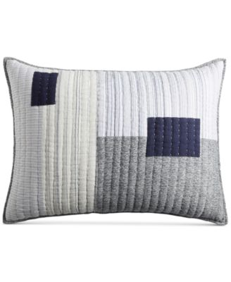 CLOSEOUT!  Patchwork Quilted Standard Sham, Created for Macy's