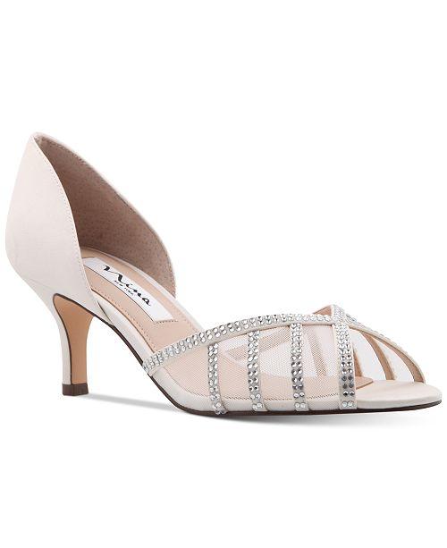 4ca5b1ce078 Nina Corita D Orsay Evening Pumps   Reviews - Pumps - Shoes ...