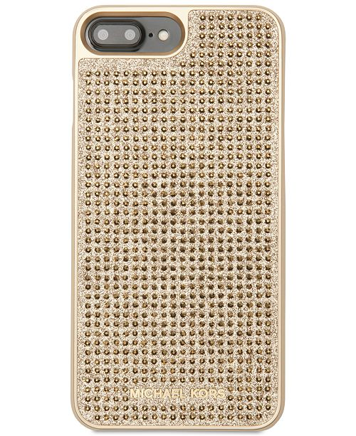 best sneakers e6d7f 4f4d0 Michael Kors Letters iPhone 7 Plus/8 Plus Case & Reviews - Handbags ...