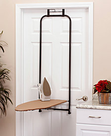 Household Essentials Over-The-Door Ironing Board