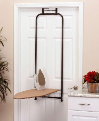 Household Essentials Over The Door Ironing Board