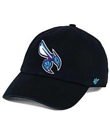Charlotte Hornets Clean Up Cap