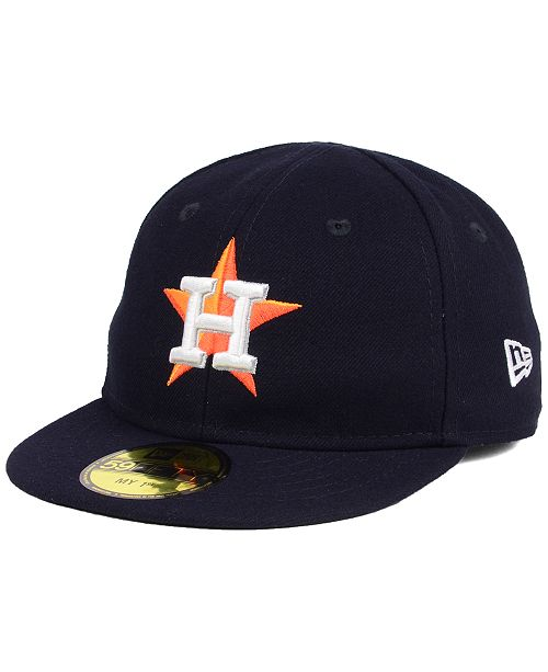 ... New Era Houston Astros Authentic Collection My First Cap 50098e851b27