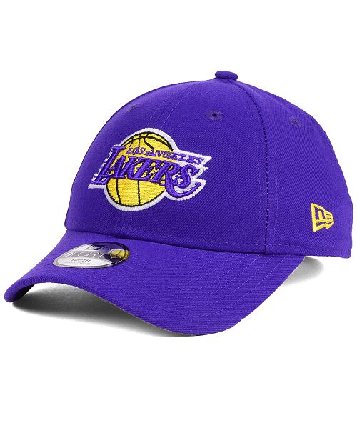New Era Kids' Los Angeles Lakers League 9FORTY Adjustable Cap