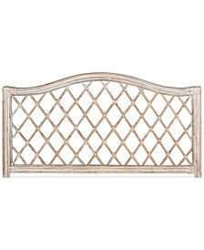 Dallyn Queen Wicker Headboard, Quick Ship