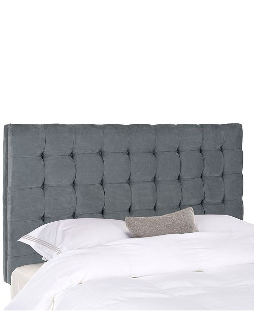 SUNDAY THEORY Zunis Queen Tufted Headboard, Quick Ship