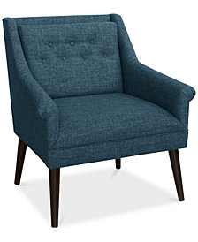 Cullen Accent Chair, Quick Ship
