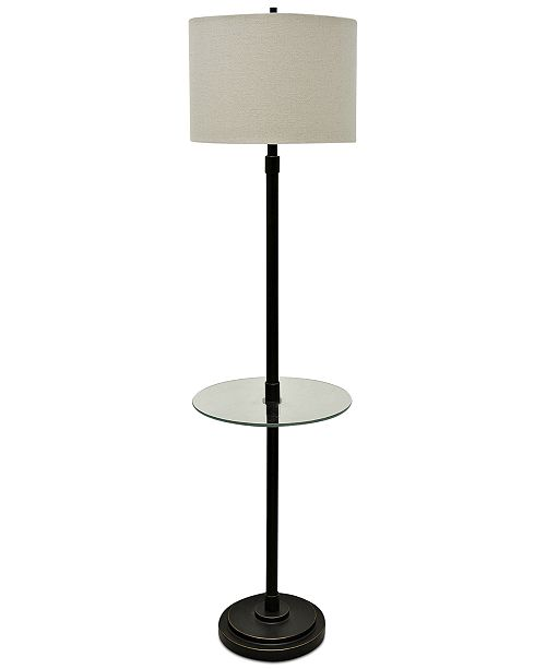StyleCraft Madison Floor Lamp