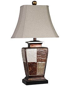 Austin Patchwork Table Lamp
