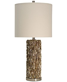 Mystic Capiz Table Lamp