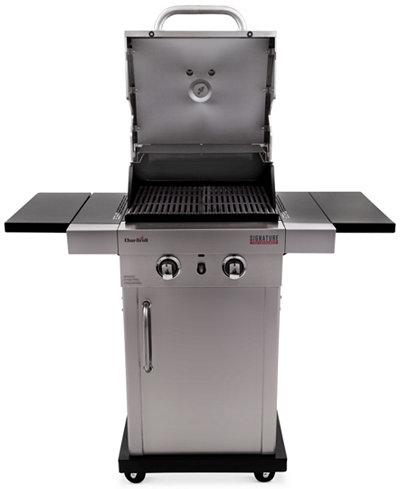 Char-Broil Signature 2B Cabinet Grill