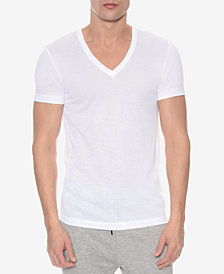 2(x)ist Men's Mesh V-Neck T-Shirt