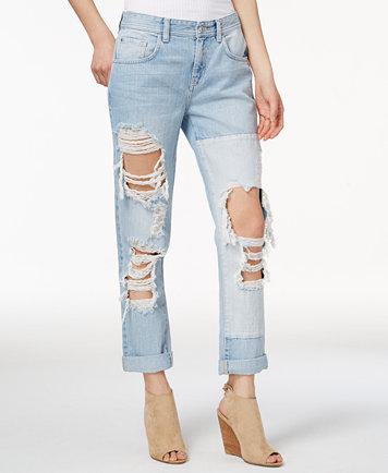 3babc0bfb39 Boyfriend Ripped Jeans