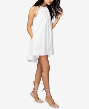Rachel Rachel Roy  JACQUELINE COTTON HIGH-LOW SHIFT DRESS, CREATED FOR MACY'S