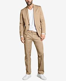 INC Men's Stretch Slim Suit Separates, Created for Macy's