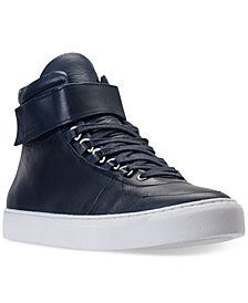 K-Swiss Men's High Court Casual Sneakers from Finish Line