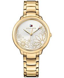 Women's Gold-Tone Bracelet Watch 36mm 1781781, Created for Macy's