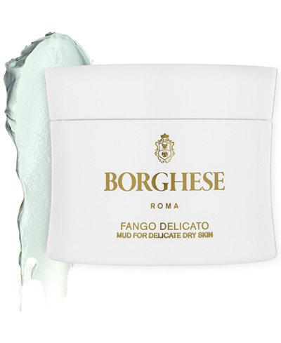 Borghese Fango Delicato Mud For Delicate Dry Skin, 2.7 oz.