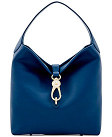 Dooney & Bourke Belvedere Lock Hobo