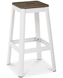 "Daltin 30"" Bar Stool, Quick Ship"
