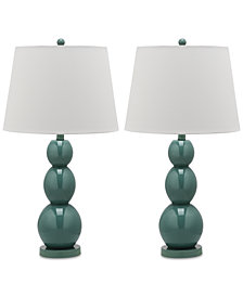 Safavieh Set of 2 Jayne Table Lamps