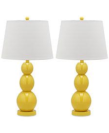 Safavieh Set of 2 Jayne Table Lamps
