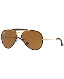 Ray-Ban AVIATOR CRAFT Sunglasses, RB3422Q