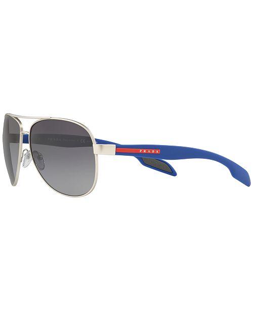 e70ad9079f675 Prada Linea Rossa Polarized Sunglasses