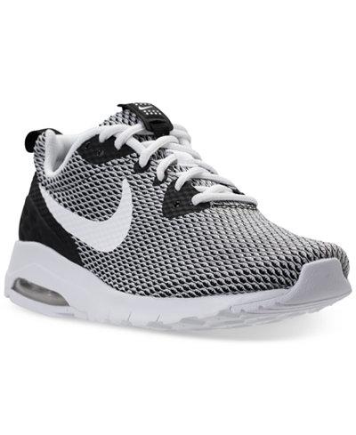 53F11eH Nike Air Max Motion Men White Gray Sales