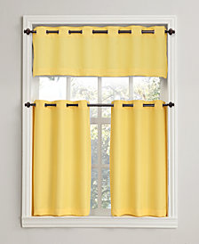 Lichtenberg No. 918 Montego Tier and Valance Collection
