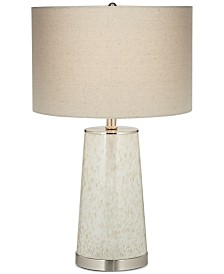 Pacific Coast Sugar Glass Vase Table Lamp