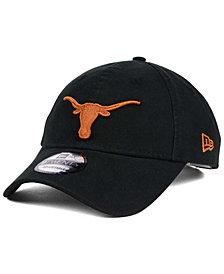 New Era Texas Longhorns Core Shore 9TWENTY Strapback Cap