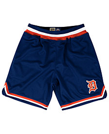Mitchell & Ness Men's Detroit Tigers Playoff Win Shorts